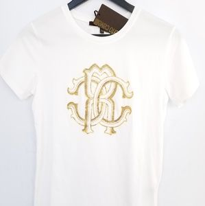 New ROBERTO CAVALLI T Shirt